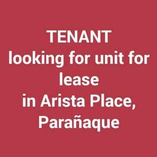 Renter / Tenant