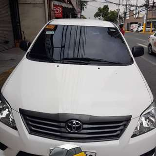 Toyota Innova 2.5 dsl J m/t 2014
