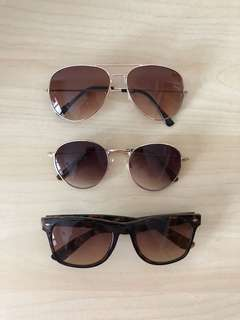 3 FOR $7 Sunglasses