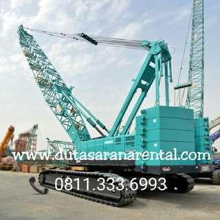 Sewa Crane 100 Ton Gresik