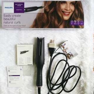 REPRICED!!!  Philips Curling Iron Ceramic Plate