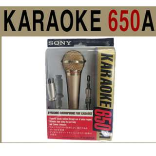 Clearance: Sony F-VX650A (Made in Japan) Microphone
