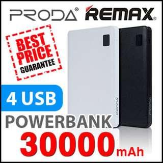 SALE $25: NEW ORIGINAL Remax Proda 30000mAh Powerbank ...