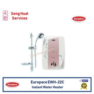 Europace EWH-22C Instant water heater