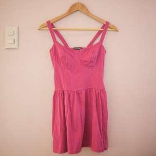 Kids of Bayo Hot Pink Dress