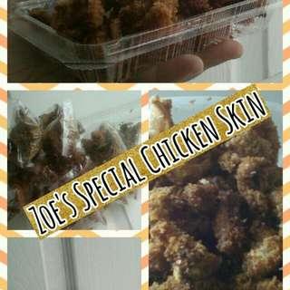 Special Chicken Skin