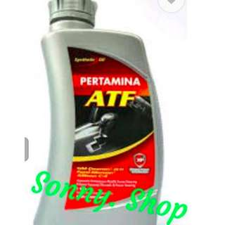 PERTAMINA Synthetic ATF