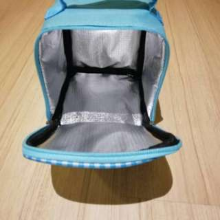 Save The Earth lunch box insulated bag