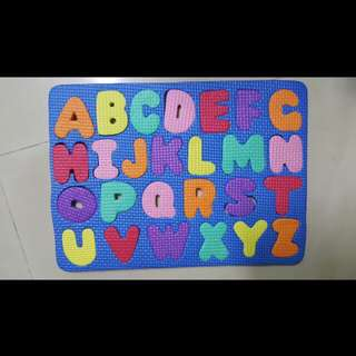 Alphabets Puzzle for Young Children