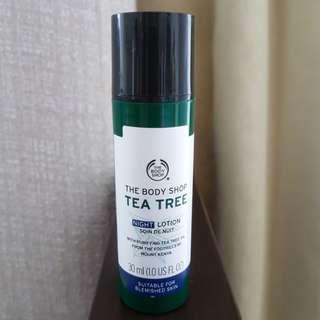 TBS Tea Tree Night Lotion 30ml