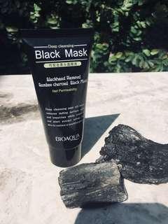 Bioaqua Bamboo Charcoal Black Mask