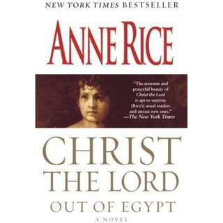 [eBook] Christ the Lord - Out of Egypt - Anne Rice