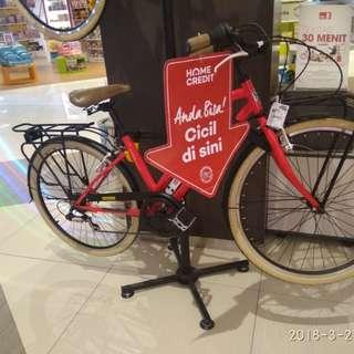 London Taxi Bicycle Bisa di cicil