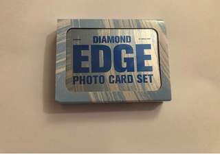 SEVENTEEN DIAMOND EDGE PHOTOCARD SET (per member)
