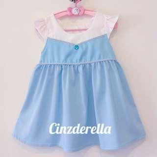 Brand New Disney Frozen Elsa Girls Dress
