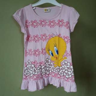 Tweety dress (m)