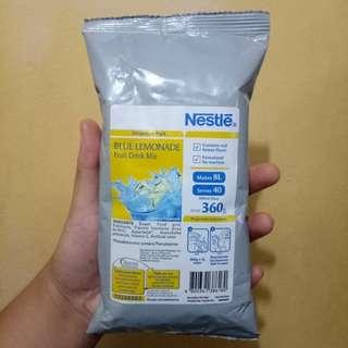 Nestlé Blue Lemonade 🍹