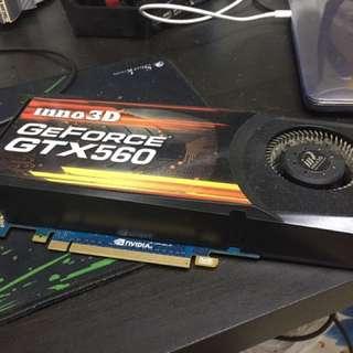 GT 560 1GB