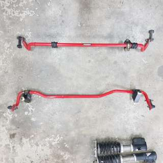 2006 WRX STi Perrin Anti-roll Bars