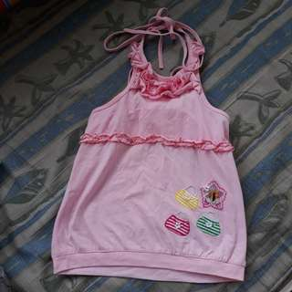 Barbie sleeveless