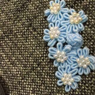 Attractive Chinese buttons per set $1.20