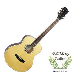 🚚 Benson BGS-PMA 民謠旅行吉他 38吋 附原廠品牌吉他袋 贈一包全新弦
