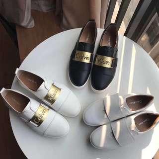 Calvin Klein 波鞋😊