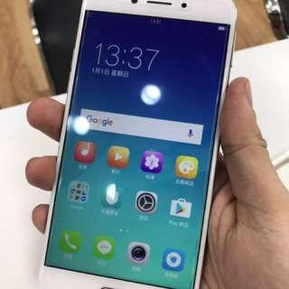 Oppo A77 4G/64G金色 9.9成新 保固到明年一月 神腦公司貨