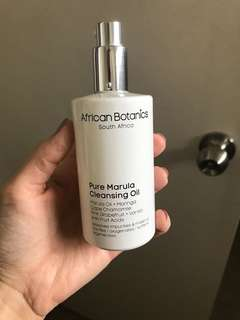 African Botanica cleansing oil