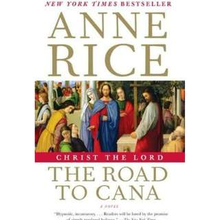 [eBook] Road to Cana - Anne Rice