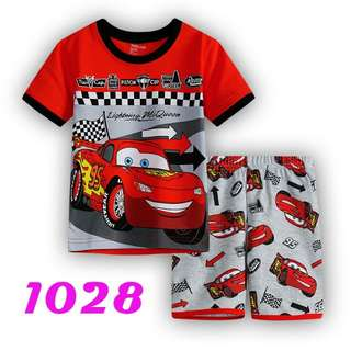 Cars 2 piece set