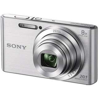 Kamera Camera Sony DSC W830