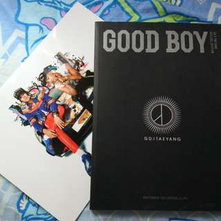 Good Boy photobook