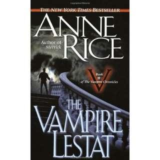 [eBook] Vampire Lestat - Anne Rice