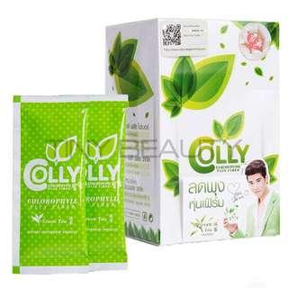 泰國直送COLLY Chlorophyll 葉綠素沖劑