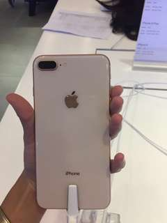 Iphone 8 plus 64 GB garansi resmi IBOX kredit proses cpt 3mnt