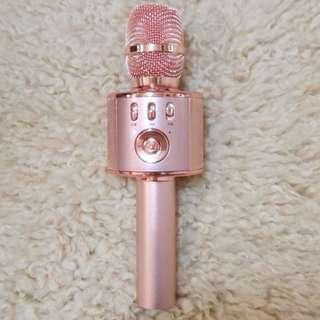 Sansui Wireless Bluetooth K-Mic with FM Radio