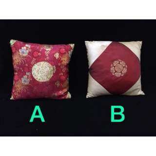 Chinese New Year Pillow Decor for RENT