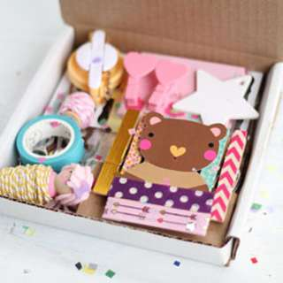 SURPRISE BOX MYSTERY BOX KAWAII BOX CUTE BOX