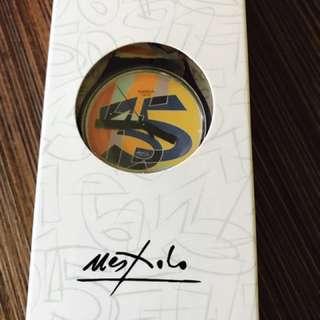 Swatch UGO 35th anniversary limited edition