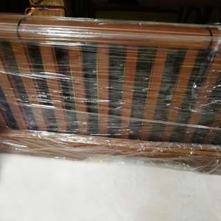 Pre-loved: solid wood Baby cot