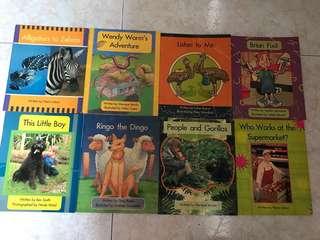 Children story books for K1 - K2