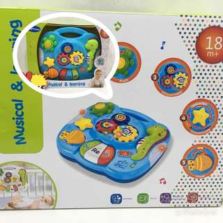 Tot Kids Musical and Learning