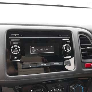 Honda HRV original radio player