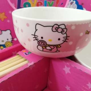 Hello Kitty Bowl