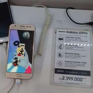 Samsung halaxy j3 pro cicilan murah