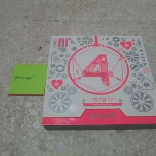 [WTS] 4MINUTE - VOLUME UP album