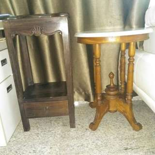 Antique side table for cheap sales