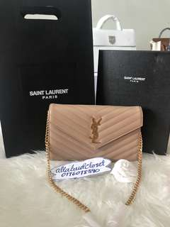 Customer's purchased, YSL WOC 22cm