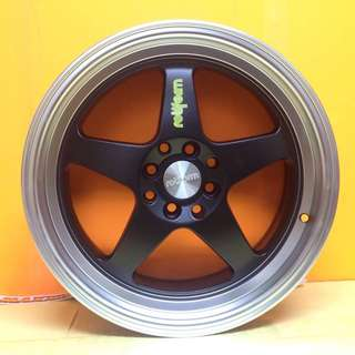 17 inch SPORT RIM ROTI FORM ROC RACING WHEELS OFFER
